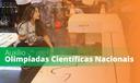 Olimpíadas Científicas Nacionais