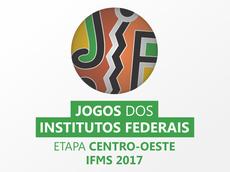 JIFCO será realizado de 06 a 10 de setembro, reunindo mais de 700 atletas de cinco institutos federais.