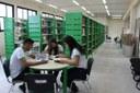 Campus também conta com biblioteca e salas administrativas - Foto: Ascom/IFMS
