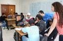 Participantes foram divididos em grupos - Foto: Campus Ponta Porã