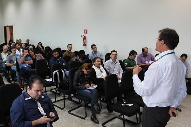 Reitor se reuniu com servidores e estudantes na quarta e quinta-feira, 17 e 18 - Foto: Ascom/IFMS