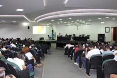 Evento contou com palestras, debate e exibição de vídeo sobre a temática