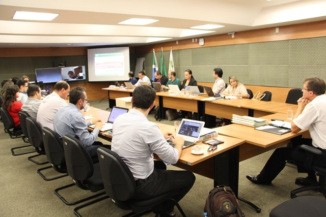 Foram analisados o Programa de Iniciação à Docência e cinco projetos pedagógicos de cursos - Foto: Ascom/IFMS