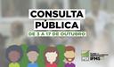Consulta Pública PDI 2019-2023