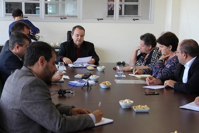 Foram criados Grupos de Trabalho para propor estudos e iniciativas conjuntas - Foto: Ascom/IFMS