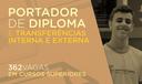 Portador de Diploma e Transferência Interna e Externa