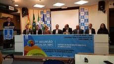 Gestão 2019-2020 tem como presidente o reitor da UFMS, Marcelo Turine, e como vice Taner Bitencourt, da Uniderp.
