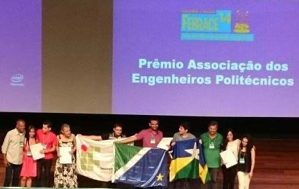 Luiz será o único representante do IFMS na Intel - Foto: Arquivo Pessoal