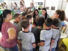 Feira recebe a visita das escolas de ensino fundamental de Nova Andradina