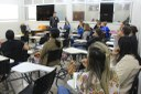 Os encontros são quinzenais e realizados no campus do IFMS e nas escolas