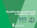 Qualificação profissional à distância