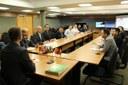 Equipe do Consulado conheceu a equipe de gestores do IFMS - Foto: Ascom/IFMS