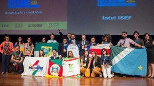 IFMS foi destaque em várias categorias na premiação - Foto: Febrace