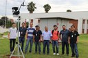 Parceria com cooperativa do município permitiu a instalação de uma estação meteorológica no Campus Naviraí