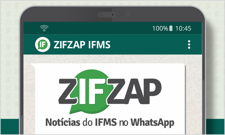 ZIFZap - WhatsApp do IFMS