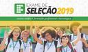 Exame de Seleção 2019/2