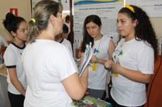 Em 2016, a Fecinova reuniu projetos de estudantes e professores de Nova Andradina e região