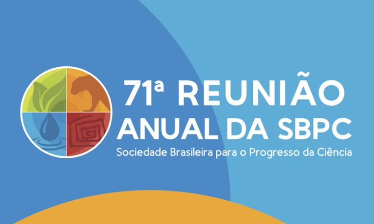 71ª Reunião da SBPC