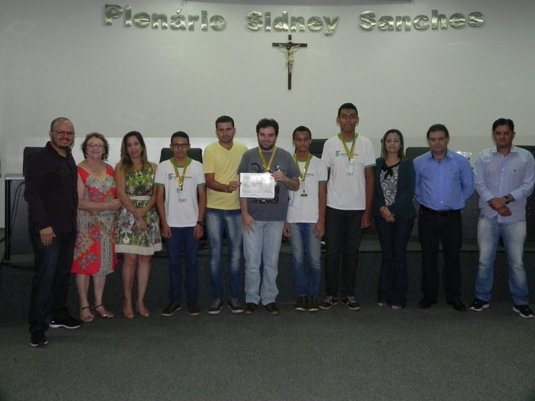 Feira de Ciência e Tecnologia de Nova Andradina 2017