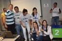 """Equipe """"Marias"""" recebeu premiação pelo trabalho desenvolvido"""