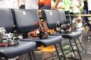 Robôs são montados com kits fornecidos pelo IFMS