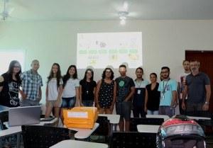 A seleção irá apoiar propostas e projetos de estudantes - Foto: Campus Aquidauana/IFMS