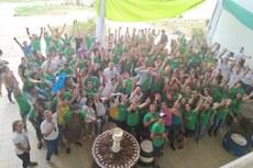 Cerca de 150 estudantes de escolas públicas participaram da atividade