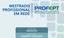 Mestrado Profissional em Educação Profissional e Tecnológica (ProfEPT)