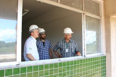 Previsão é que obra seja finalizada no início do 2º semestre - Foto: Ascom/IFMS