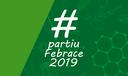 #partiuFebrace2019