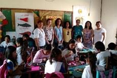 A atividade foi desenvolvida em parceria com Escuela de La Frontera - Foto: Campus Corumbá