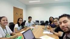Estudantes participam do projeto como bolsistas e voluntários