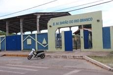 Escola Barão do Rio Branco será uma das beneficiadas no projeto