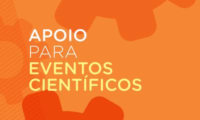 Apoio para eventos científicos