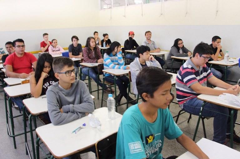 Prova começou às 8h15 nos dez municípios onde o IFMS tem campus