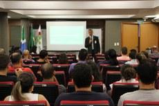 Na reunião, foram apresentados 18 principais ações e momentos que marcaram a instituição durante o ano.
