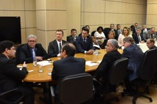 Reitor do IFMS participou de reunião com novo titular da SETEC