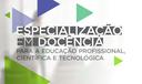 Especialização em Docência para Educação Profissional, Científica e Tecnológica do IFMS