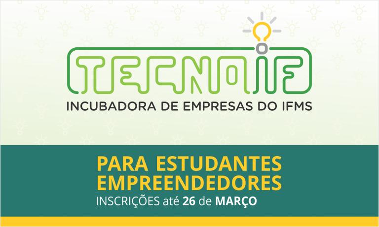Incubadora Mista e Social de Empresas do IFMS